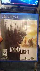 Dying light ps4 comme neuf playstation 4