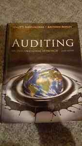 Auditing: An International Approach Kingston Kingston Area image 1