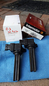 2 x OEM 2007 Saab 93 Ignition Coils (Brand New!)