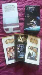 VHS..STAR WARS TRILOGY