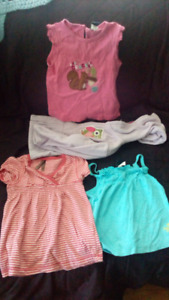 Toddler girls 12-18 months clothing