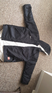 NIKE winter coat black and white (price is negotiable)