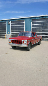 1975 ford f250 supercab