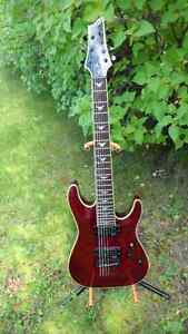 Schecter Omen Extreme 7 Electric Guitar $400. Diamond Series.
