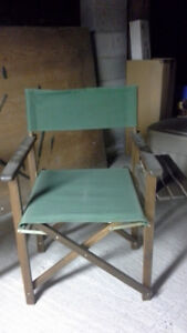 Directors Chairs