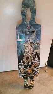 Landyachtz long board deck