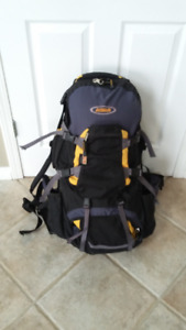 Asolo Vagabond 60 Ltr backpack w daypack