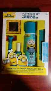 Minions Movie Play Shave Set