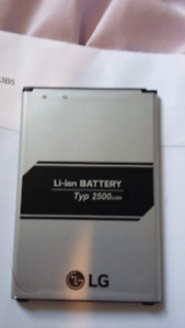 LG K4  Battery