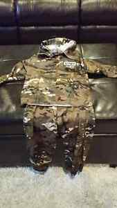 army muscle man costume fits 3-4t