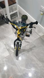 Batman bike 12 inch
