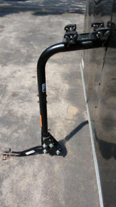 **LIKE NEW**---**RARELY USED**  2 Bike Hitch Carrier