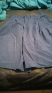 3 pairs of ladies shorts