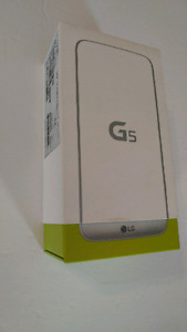 Unlocked, LG G5, 32 GB,  Mint condition, only a few months old