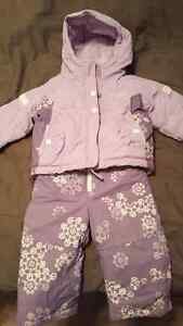 Girls 2T Columbia snowsuit
