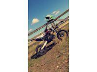 M2r Pitbike 110cc