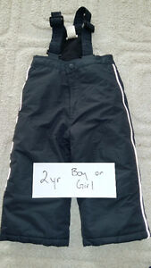 Two year old Snowpants Excellent Condition