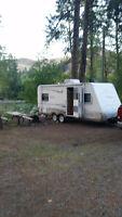 travel trailer rental $100