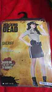 "Walking dead ""Rick Grimes""lady sheriff"