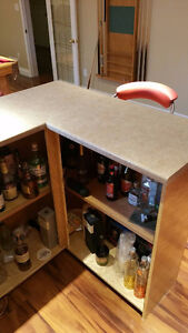 Beautiful bar with counter top Cambridge Kitchener Area image 4
