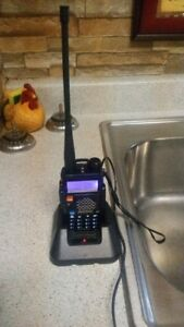 2 Brand New Two Way Radios Great For Deer Hunting .