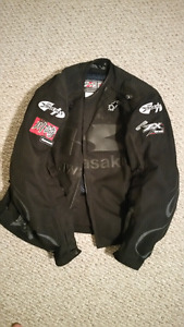 Motorcycle Jacket Kawasaki