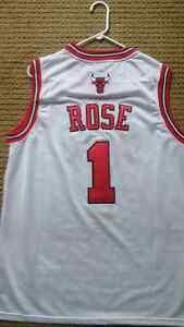 Basketball Jersey - Derek Rose Chicago Bulls Kitchener / Waterloo Kitchener Area image 1
