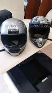 Motorcycle helmets starting at $50