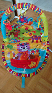 Colourful Baby Jungle Gym