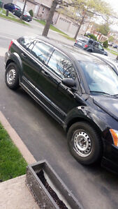 2007 Dodge Caliber Hatchback ( BLACK)