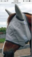 Fly mask with ears for sale
