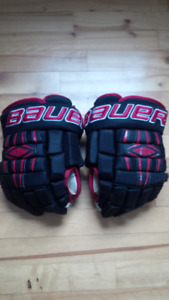 "Bauer Nexus 800 13"" Hockey Gloves"