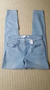 Joe Fresh jeans size 6 new