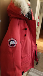 Womens Canada Goose Winter Parka