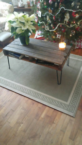 Handmade Pallet Coffee Table