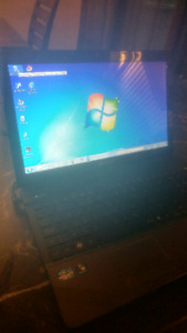 Gateway Laptop with Windows 7