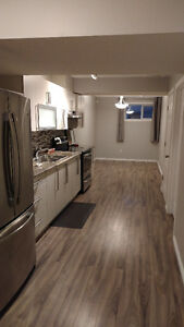 House - 2-bedroom basement suite close to university for rent