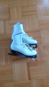 Figure skates for girls-size 6