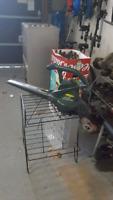 Electric Leaf blower/ vacuum