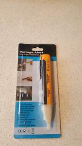 crayon testeur electrique
