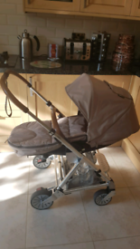Mamas and Papas Urbo2 baby pushchair/ buggy/pram set