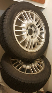 winter tires / penus d'hiver
