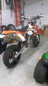 Mint shape KTM Enduro