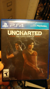 Uncharted the Lost Legacy, Lego Dimensions