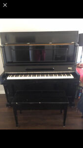 PIANO WELL MAINTAIN FOR SALE PLS CALL 416317