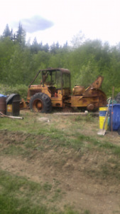 International skidder 74