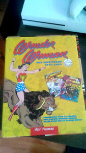 Wonder Woman Hardcovers, Brand New Condition