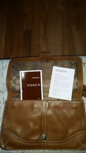 Coach  Soho Flap Shoulder  Purse  Brand New