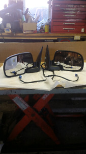 1999 -2007 GMC Chevy Silverado full power mirrors