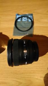 Sigma 50mm 1.4 Lense Canon Mount